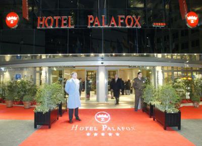 Restaurante Hotel Palafox